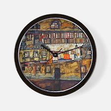 16_pillow3 Wall Clock