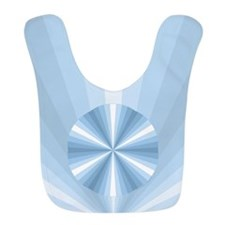 Winter Illusion Bib