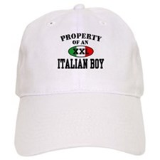 Property of an Italian Boy Baseball Cap