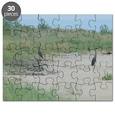 GreetingCard_Crane_1 Puzzle