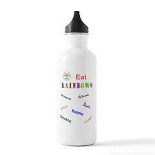 GHK Eat Rainbows Sports Water Bottle