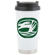 Swamp Rabbit Oval Sticker Travel Mug