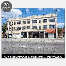 Washington Heights, Chicago Puzzle