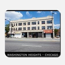 Washington Heights, Chicago Mousepad