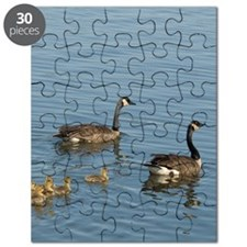 GreetingCard_Geese_3 Puzzle