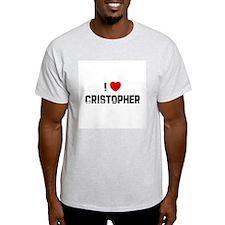 I * Cristopher T-Shirt