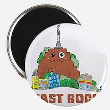 East Rock Magnet