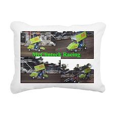 McClintock Racing Rectangular Canvas Pillow