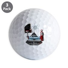 Fuel Up Gluten Free Golf Ball