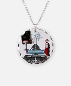 Fuel Up Gluten Free Necklace