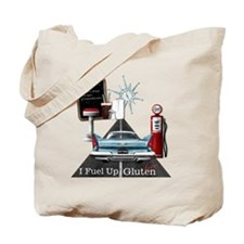 Fuel Up Gluten Free Tote Bag