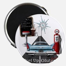Fuel Up Gluten Free Magnet