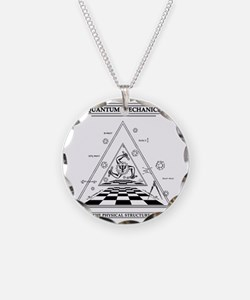 Quantum Mechanics - Surreal Necklace