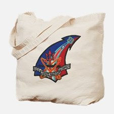 uss james madison patch transparent Tote Bag