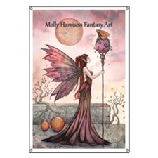 Molly Harrison Fantasy Art Calendar Banner