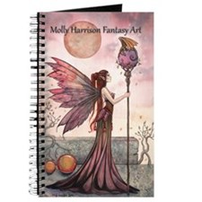 Molly Harrison Fantasy Art Calendar Journal