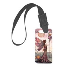 Molly Harrison Fantasy Art Calen Luggage Tag