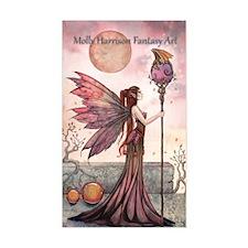 Molly Harrison Fantasy Art Cal Decal