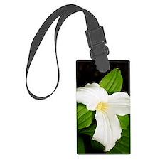 GreetingCard_Flower_3 Luggage Tag