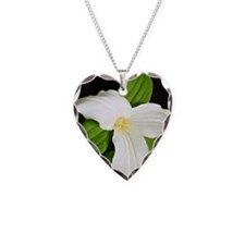 GreetingCard_Flower_3 Necklace