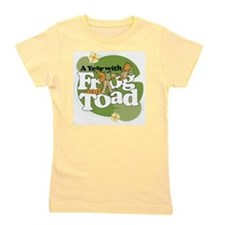 Frog  Toad Girl's Tee