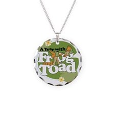 Frog  Toad Necklace