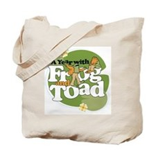 Frog  Toad Tote Bag