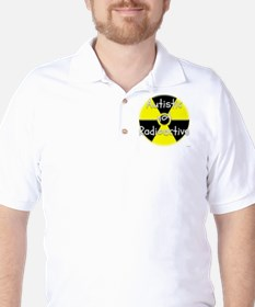 Autistic not Radioactive T-Shirt
