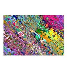 Abstract Postcards (Package of 8)