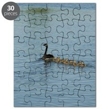 GreetingCard_Geese_2 Puzzle