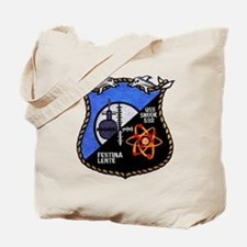 uss snook patch transparent Tote Bag