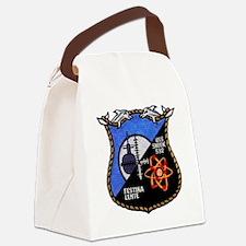 uss snook patch transparent Canvas Lunch Bag