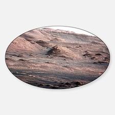 Mount Sharp, Mars Decal