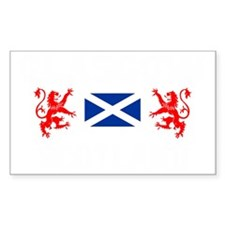 Glasgow Sco White for dark Decal