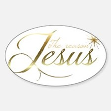 Jesus is the reason for the season Decal