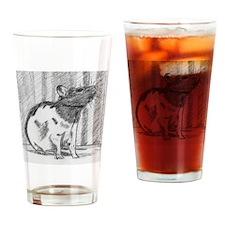 Pocket Pet Drinking Glass