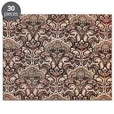 Haunted Victorian Wallpaper Puzzle