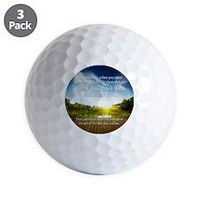 thank you thank you thank you Golf Ball