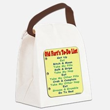 OldF16x16TRANS Canvas Lunch Bag