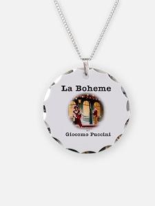OPERA - LA BOHEME - GIOCOMO  Necklace