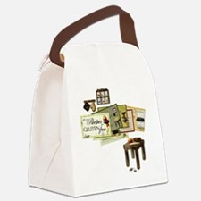 All My Recipes are Gluten Free Canvas Lunch Bag