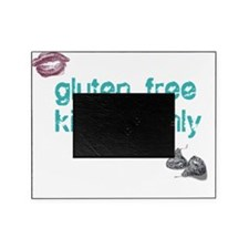 Gluten Free Kisses Only Picture Frame