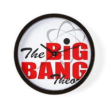 Big bang theory Wall Clock