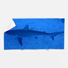 Caribbean Reef Sharks Beach Towel
