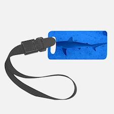 Caribbean Reef Sharks Luggage Tag