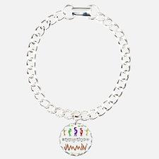 Jammin Charm Bracelet, One Charm