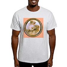 Bridal Round Frame T-Shirt