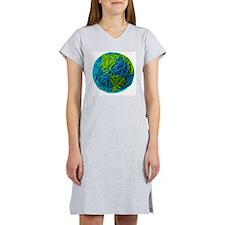 Global Ball of Yarn Women's Nightshirt