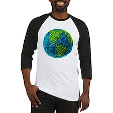 Global Ball of Yarn Baseball Jersey