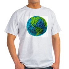Global Ball of Yarn T-Shirt